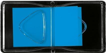 5x mini nel dispenser 12 pezzi Z-Marker 45x12 mm SIGEL HN489 Segnapagina adesivi 200 fg