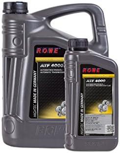 6 5 1 Liter Rowe Hightec Atf 4000 Auto