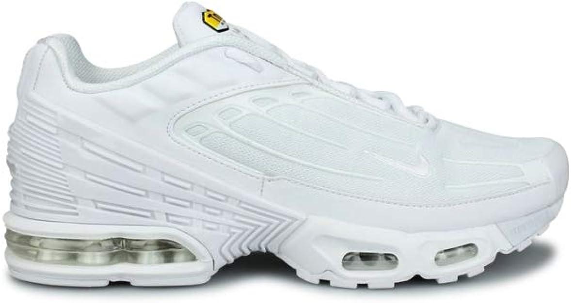 Nike Air Max Plus 3 Blanc Cw1417 100: : Chaussures