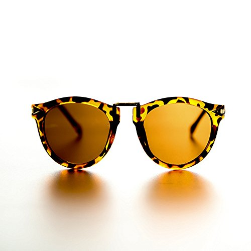 Espejo 4 Modelos Tortoiseshell Colores Sol Afluencia Redonda Personas La De I El Gafas De Conducen Femeninos Retro Salvaje Refracción WHO Temperamento Nueva Cara AM Tortoiseshell Sol Opcionales x4w7BCUq
