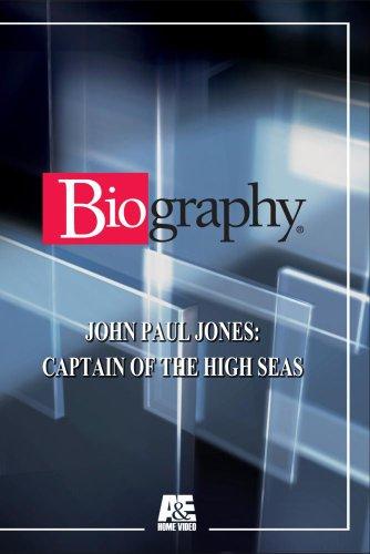 Bio:john Paul Jones:captain (John Paul Jones Dvd)