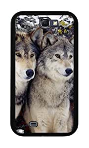 Wolves / Wolf #1 - Case for Samsung Galaxy Note 2 wangjiang maoyi