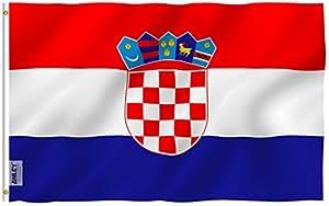 Anley? Bandera de Croacia