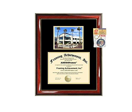 DeVry University Diploma Frame - DeVry Graduation Degree Frame - College Photo Certificate Plaque Framing Graduate Gift by AllGiftFrames