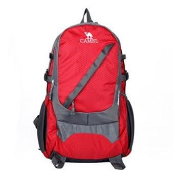 Los hombres y mujeres nuevos bolso de moda al aire libre bolso del alpinismo pareja mochila