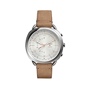 Fossil Hybrid Smart Watch – Q Accomplice Sand Leather