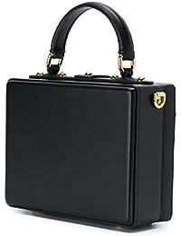 Women's BB5970AI79580999 Black Leather Handbag
