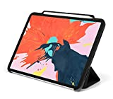 Tuff-luv Smart Cover & Stand with Tablet Armour Shell & Stylus Holder for iPad Pro 11