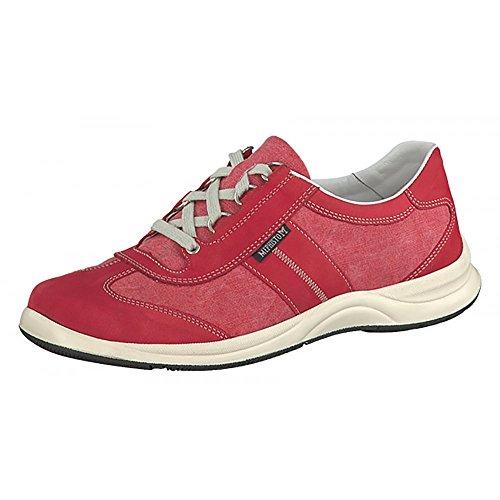 Laser Strawberry Zapatos Del De Señoras Mephisto Las Bucksoft 0w7Y4qvR
