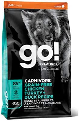 1. Go! Solutions Carnivore Adult Recipe