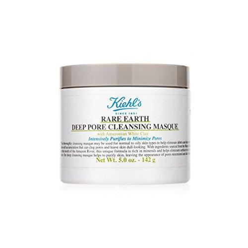 KIEHLS RARE EARTH DEEP PORE CLEANSING MASQUE - Deep Pore Clay Cleanser