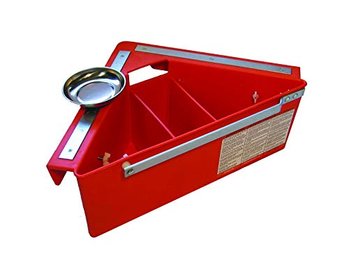 Tool Bin Man ATB-1312 Aerial Tool Bin, Orange