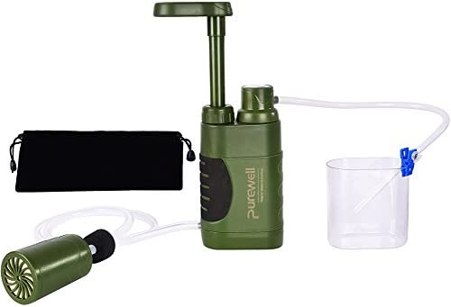 Purifier Replaceable Portable Emergency Survival product image