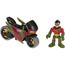 Fisher-Price Imaginext DC Super Friends Robin & Cycle
