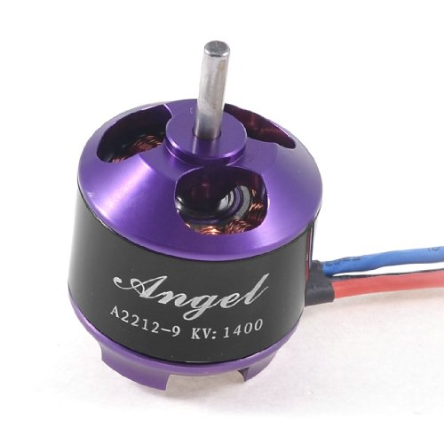 UPC 700955311519, Brushless Outrunner Motor 1400KV A2212 for RC Glider Airplane Aircraft