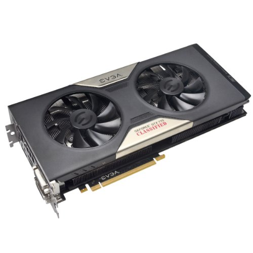 EVGA GeForce GTX770 Classified with EVGA ACX Coole...