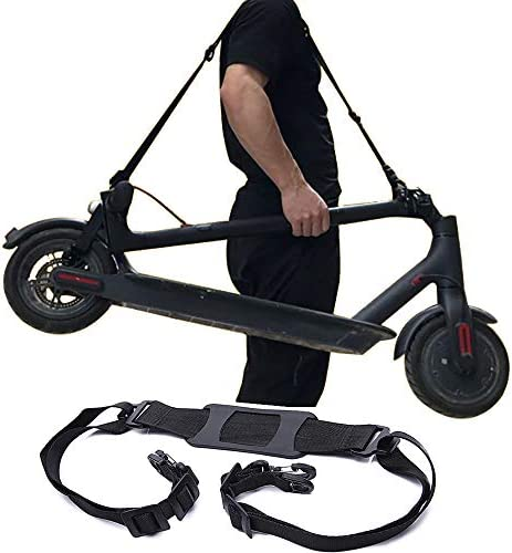Scooter Skateboard Carrying Handle Shoulder Straps Belt for Xiaomi Mijia M3-:
