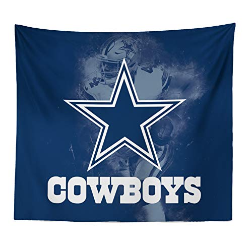 Hele Top Dallas Cowboys Tapestry Wall Hanging Colored Printed Wall Tapestry for True Fans décor 51