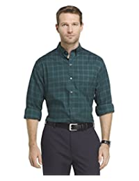 Van Heusen Men's Flex Long Sleeves Stretch Shirt