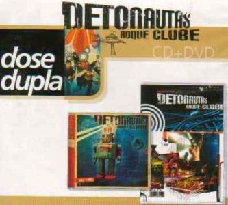 cd detonautas roque clube roque marciano