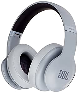 JBL Everest 700 Over Ear Wireless Headphones, Grey