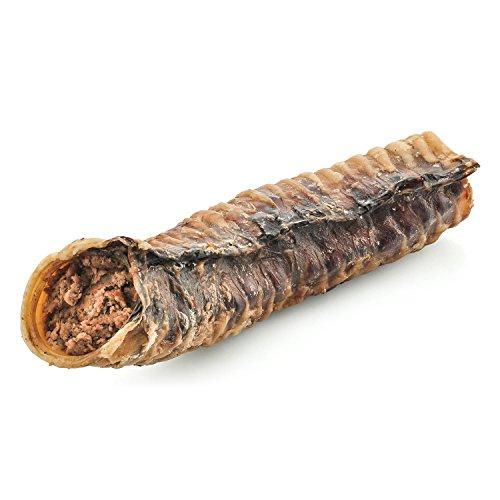 Beef Filling - Barkworthies Beef Trachea with Kangaroo Filling Treat, 5