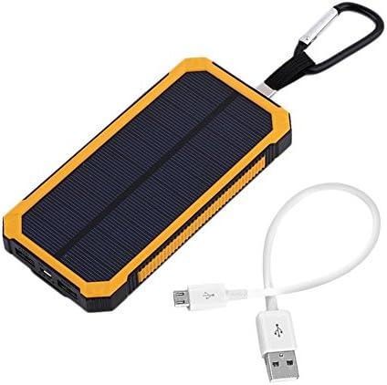 Chargeur solaire, Logicstring 30000 mAh solaire portable