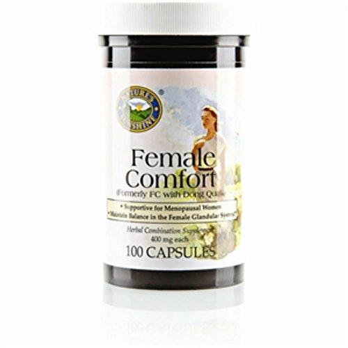 le Comfort Glandular System Support 100 Capsules (Pack of 4) (Glandular System 100 Capsules)