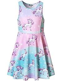 Girls Unicorn Dress,Hoodie,Mermaid Dress,Legging