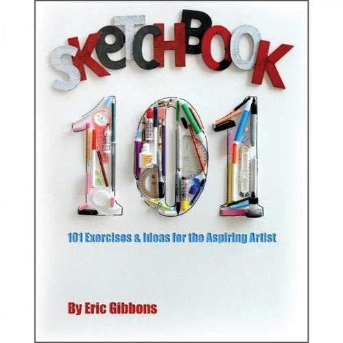 American Educational Products BK9697,''Sketchbook 101'' Book (Gibbons), Pack of 12 pcs by American Educational Products