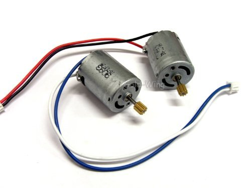 Double Horse 9053 Helicopter Spare Part Main Motor Unit A & Main Motor B - Electric Helicopter Parts