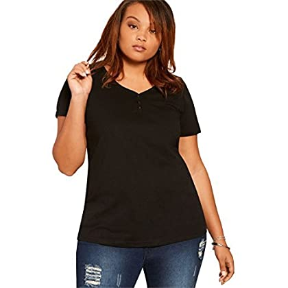 d36b6aff3be4c Ultimate Tee Women s Plus Size Ultimate Sweetheart Neck Tee