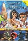 Amigos y Heroes Episodios 1 y 2 [DVD]