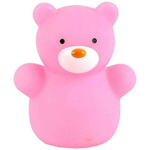Kushies Mini Zoo Safe LED Nite Lite (Bear) (Baby Zoo Lamp)