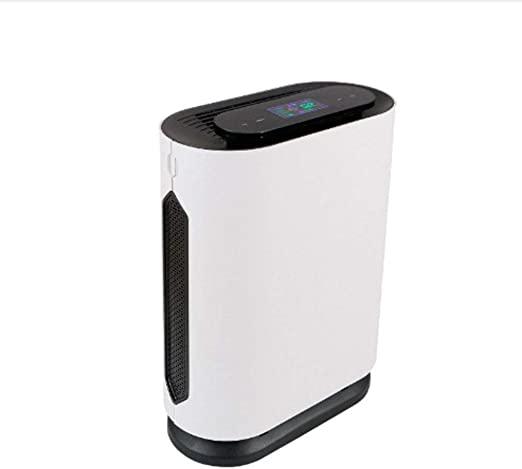 Purificador de aire con filtros de carbón activo HEPA verdaderos ...