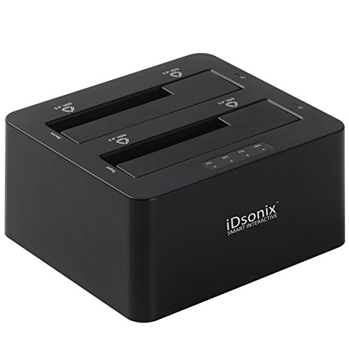 iDsonix%C2%AE 2 5 inch 3 5 inch Dual Disk Function product image