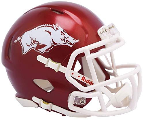 NCAA Arkansas Razorbacks Speed Mini Helmet ()
