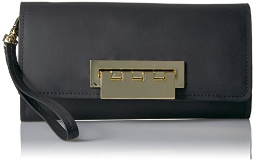 ZAC Zac Posen Eartha Iconic Large Phone Wallet-Solid by ZAC Zac Posen