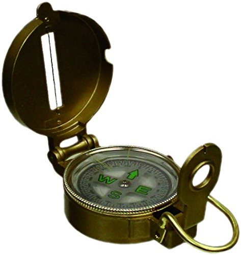 Red Rock Outdoor Gear Metal Lensatic Compass ()
