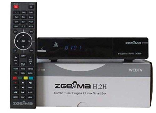 68 opinioni per ZGemma Star H2H Combo H.2H DVB-S2 + DVB-T2