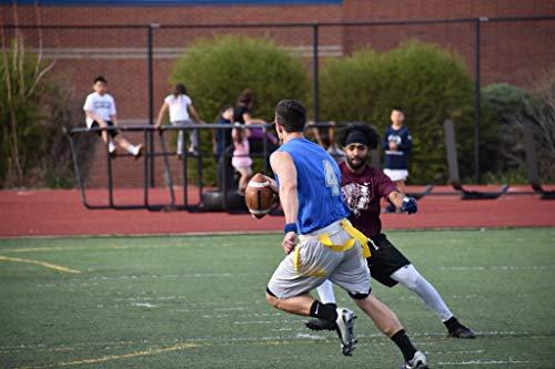 1 Dozen SSG Triple Threat Flag Football Belts Blue