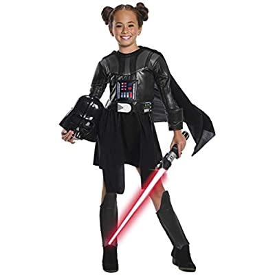 Rubie's Costume Darth Vader Star Wars Classic Deluxe Child Costume: Toys & Games
