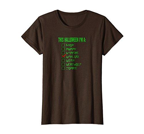 Funny Checklists Tshirt, Lazy Costume Shirt for Men