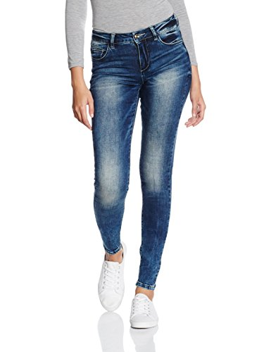 Donna Denim Gua12919 Only medium Dnm Noos Onlcarmen Blu Blue Reg Jeans qvvAxBYI