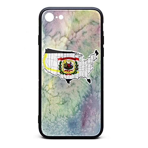 Stock Illustration Royalty Free - Royalty Free Stock Illustration of West Virginia iPhone 6 Case Retro IPhone6s Covers Best iPhone Shock-Absorption iPhone 6/6s Cases