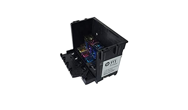 Printer Parts Original and refurbished for HP711 Print Head Compatible for HP designjet T120 T520 Yoton