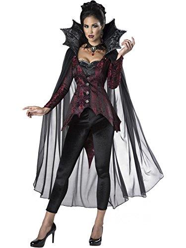 IN CHARACTER Gothic Romance Vampiress Women's Costume (L)
