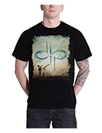 Devin Townsend T Shirt Project Blue Sky Band Logo Official Mens New Black