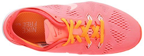 Nike Bright para Free interior Lava White Bright 5 deportivas Potas TR mujer Crimson Zapatillas Breathe de Glow 44TrF1wq