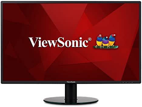 ViewSonic VA2719-2K-SMHD 27 Inch IPS 2K 1440p Frameless LED Monitor